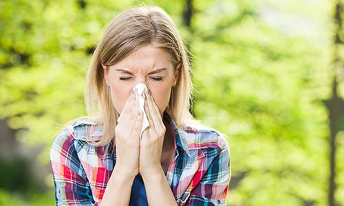 Resfriados de verano