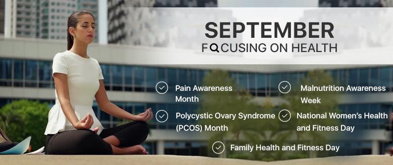 Health awareness month